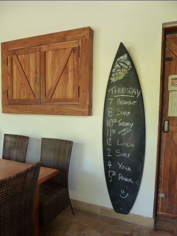 Surf Schedule